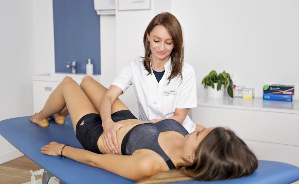 osteopatia w leczeniu ginekologicznym