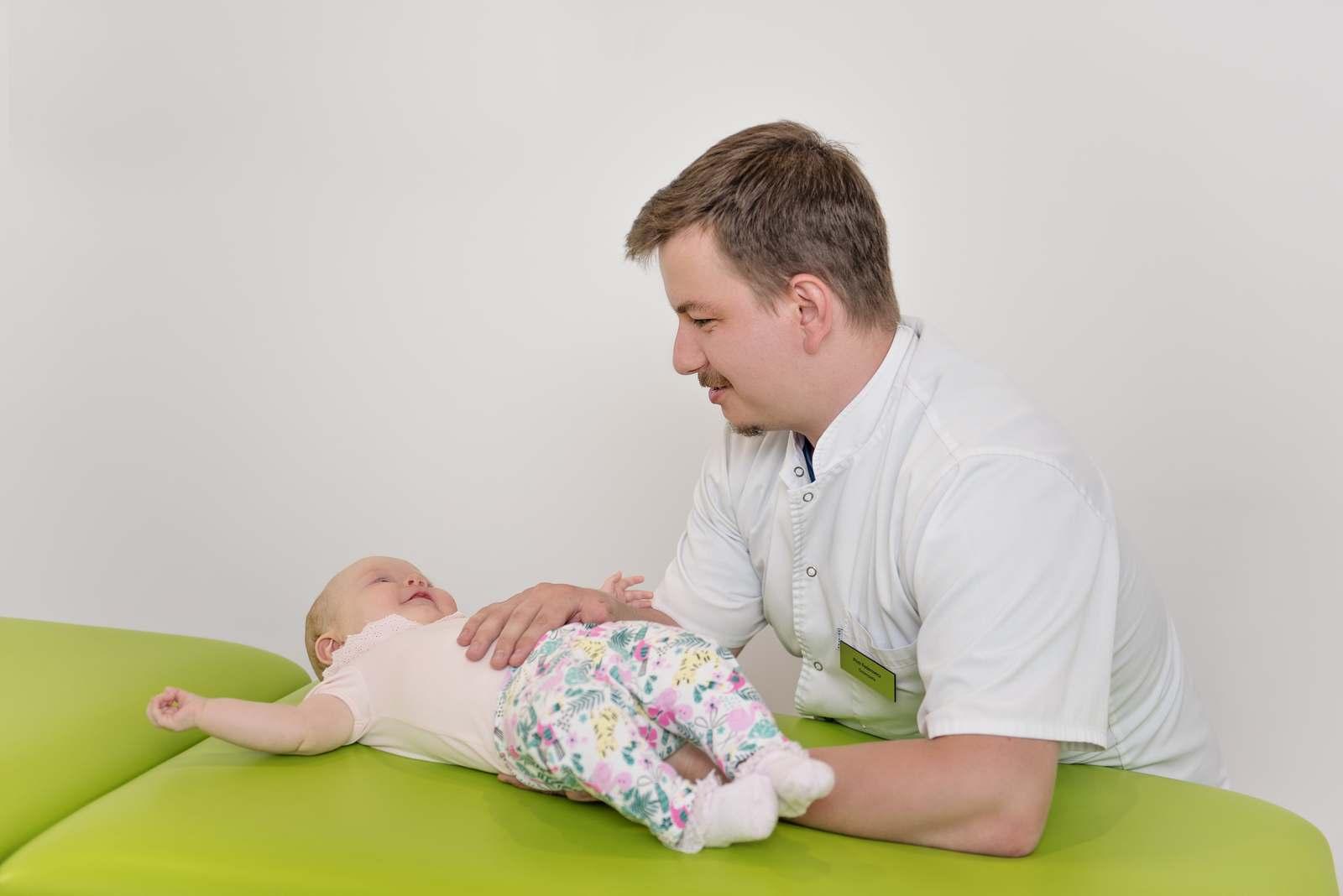 Bezstresowa terapia niemowlęcia