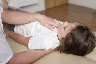 osteopatia dziecięca