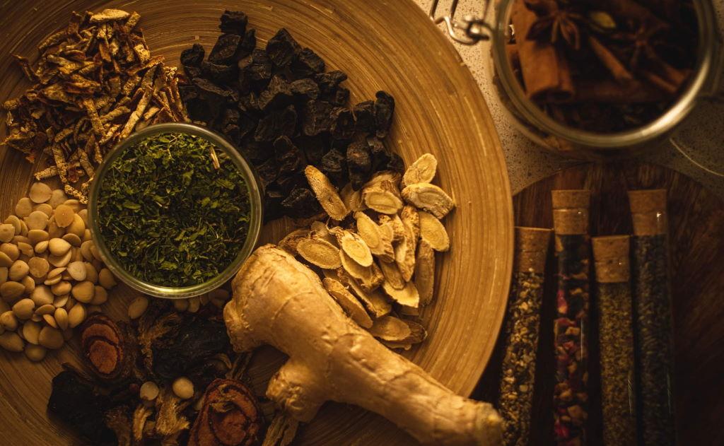 naturoterapia - medycyna chińska